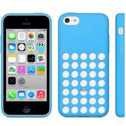 iPhone 5C Hoesje - Blauw